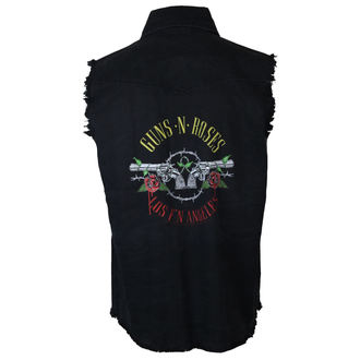 košile pánská bez rukávů (vesta) Guns N' Roses - Los F´N Angeles - RAZAMATAZ, RAZAMATAZ, Guns N' Roses