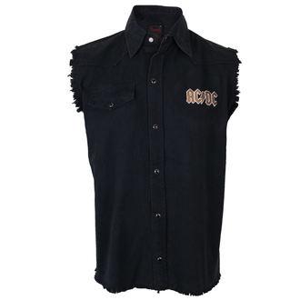 košile pánská bez rukávů (vesta) AC/DC - Rock Or Bust - RAZAMATAZ - WS093