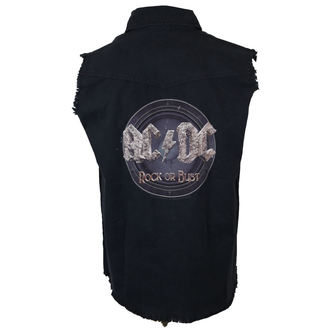 košile pánská bez rukávů (vesta) AC/DC - Rock Or Bust - RAZAMATAZ, RAZAMATAZ, AC-DC