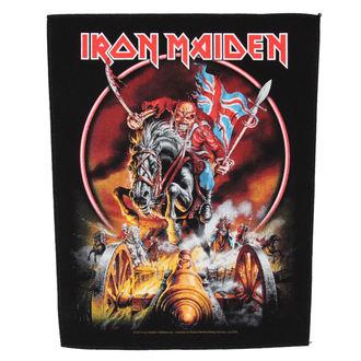 nášivka velká Iron Maiden - Maiden England - RAZAMATAZ, RAZAMATAZ, Iron Maiden