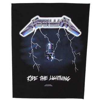 nášivka velká Metallica - Ride The Lightning - RAZAMATAZ