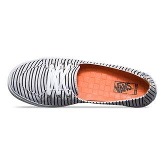 boty dámské VANS - Palisades (Just Stripes) - True White/BLK - V4LDIF8