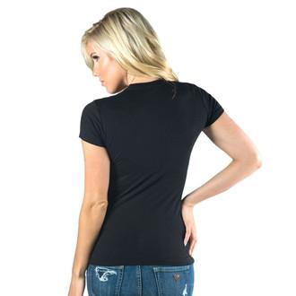 tričko dámské SULLEN - Rember 2 - Black - SUL010