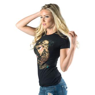 tričko dámské SULLEN - Rember 2 - Black, SULLEN