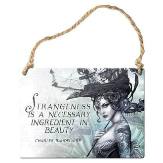 cedulka ALCHEMY GOTHIC - Strangeness Is A Necessary Ingredient - ALHS14