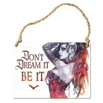 cedulka ALCHEMY GOTHIC - Don´t Dream It Be It, ALCHEMY GOTHIC