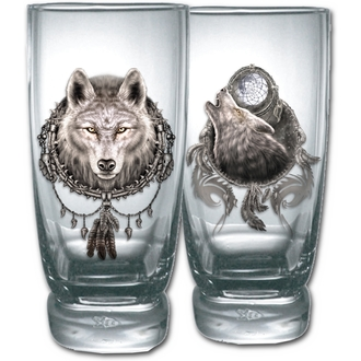 sklenice (sada 2kusů) SPIRAL - Wolf Dreams, SPIRAL