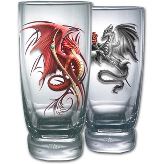 sklenice (sada 2 kusů) SPIRAL - Wyvern, SPIRAL