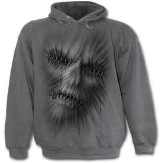 mikina pánská SPIRAL - Stitched Up - E018M463