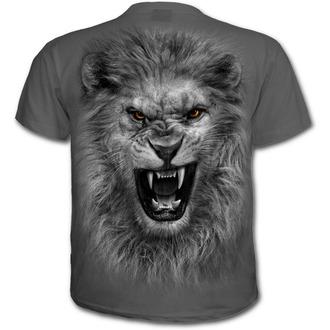 tričko pánské SPIRAL - Tribal Lion - E020M115