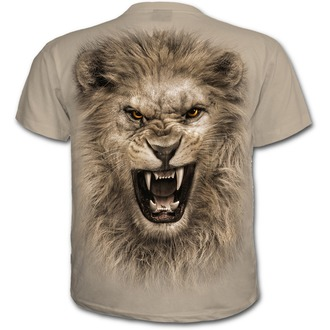 tričko pánské SPIRAL - Tribal Lion