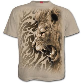 tričko pánské SPIRAL - Tribal Lion - E020M124
