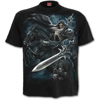 tričko pánské SPIRAL - Grim Rider - L027M101