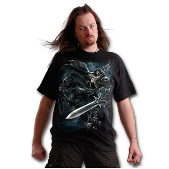 tričko pánské SPIRAL - Grim Rider