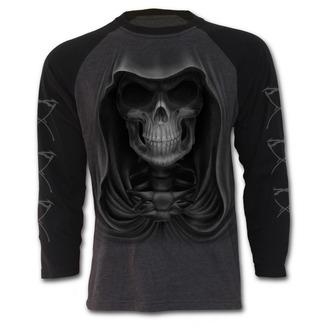tričko pánské s dlouhým rukávem SPIRAL - Death - T005M315