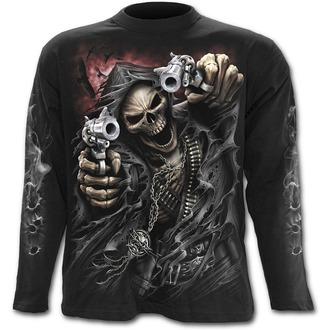 tričko pánské s dlouhým rukávem SPIRAL - Assassin