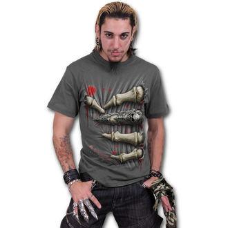 tričko pánské SPIRAL - Death Grip - T107M115