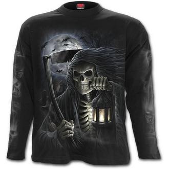 tričko pánské s dlouhým rukávem SPIRAL - From The Grave - T108M301