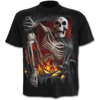 tričko pánské SPIRAL - Death Re-Ripped - T110M101