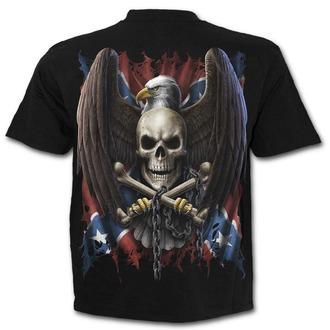 tričko pánské SPIRAL - Rebel Eagle