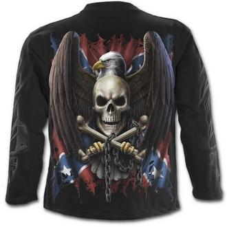 tričko pánské s dlouhým rukávem SPIRAL - Rebel Eagle - T113M301