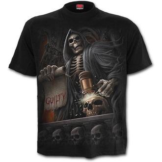 tričko pánské SPIRAL - Judge Reaper - T115M101