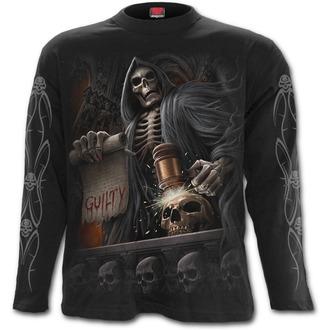 tričko pánské s dlouhým rukávem SPIRAL - Judge Reaper