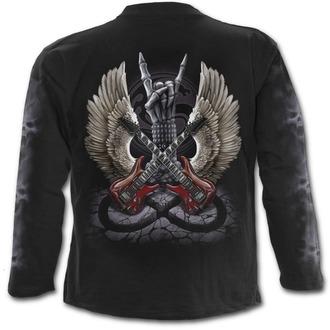 tričko pánské s dlouhým rukávem SPIRAL - Rock 4Ever - T122M301