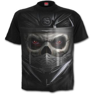tričko pánské SPIRAL - Demon Biker - T123M101