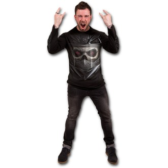 tričko pánské s dlouhým rukávem SPIRAL - Demon Biker