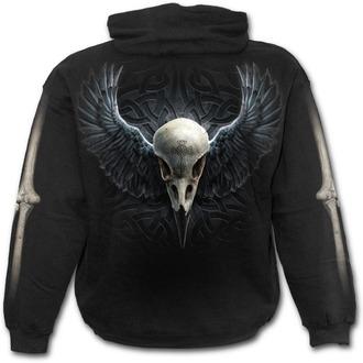 mikina pánská SPIRAL - Raven Cage - T125M451