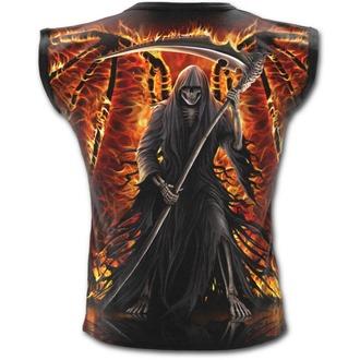 tílko pánské SPIRAL - Flaming Death - W021M003