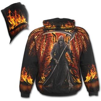 mikina pánská SPIRAL - Flaming Death - W021M459