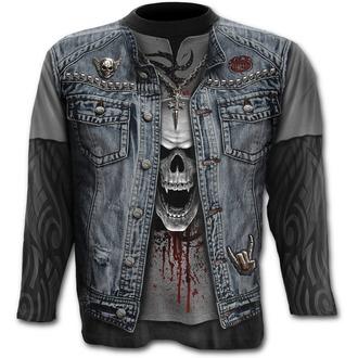 tričko pánské s dlouhým rukávem SPIRAL - Thrash Metal, SPIRAL