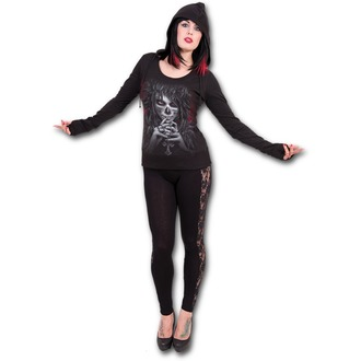 mikina dámská SPIRAL - Day Of The Goth
