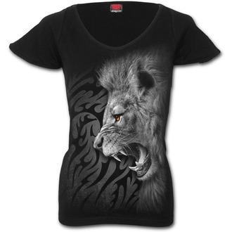 tričko dámské SPIRAL - Tribal Lion - E020F737