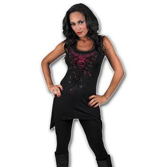 šaty dámské SPIRAL - Blood Rose - K018F105