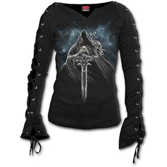 tričko dámské s dlouhým rukávem SPIRAL - Grim Rider