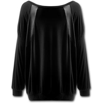 tričko dámské s dlouhým rukávem SPIRAL - Metal Streetwear