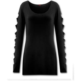 tričko dámské s dlouhým rukávem SPIRAL - Metal Streetwear - P003F454