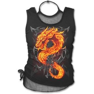 tílko dámské SPIRAL - Fire Dragon - T112G028