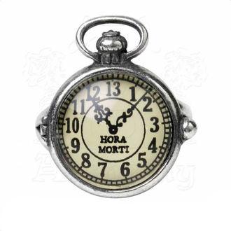 prsten ALCHEMY GOTHIC - Uncle Albert´s Timepiece, ALCHEMY GOTHIC