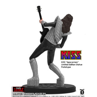 figurka KISS - The Spaceman - KNUCKLEBONZ, KNUCKLEBONZ, Kiss