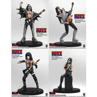 figurky (set) Kiss - Rock Icon, Kiss