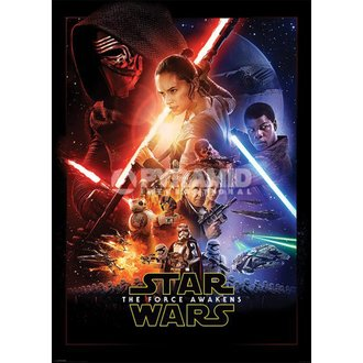 plakát Star Wars - Episode VII - One Sheet - PYRAMID POSTERS, PYRAMID POSTERS