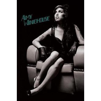 plakát Amy Winehouse - Chair - PYRAMID POSTERS - PP33687