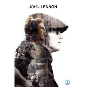 plakát John Lennon - Double Exposure - PYRAMID POSTERS, PYRAMID POSTERS, John Lennon