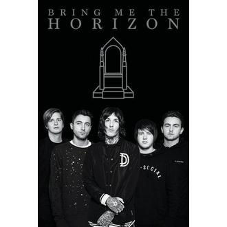 plakát Bring Me The Horizon - Band -  PYRAMID POSTERS - PP33695
