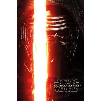 plakát Star Wars - Episode VII - Kylo Ren Teaser - PYRAMID POSTERS, PYRAMID POSTERS