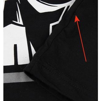 tričko pánské Akumu Ink - Skull13 - Grey- POŠKOZENÉ, Akumu Ink